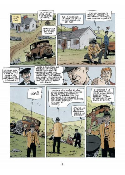 Page 6 Harry Dickson, le Sherlock Holmes américain T.5 - la nuit du météore