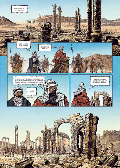 Page 1 Sherlock Holmes et le Necronomicon tome 2 - la nuit sur le monde