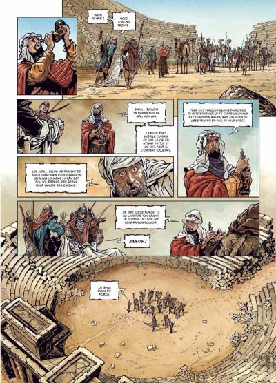 Page 3 Sherlock Holmes et le Necronomicon tome 2 - la nuit sur le monde