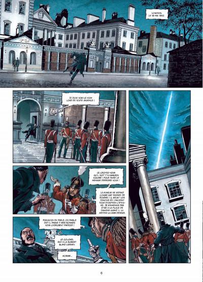 Page 4 Sherlock Holmes et le Necronomicon tome 2 - la nuit sur le monde