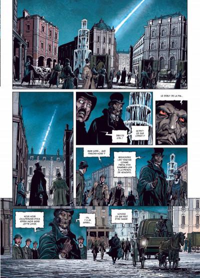 Page 5 Sherlock Holmes et le Necronomicon tome 2 - la nuit sur le monde
