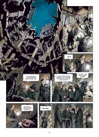 Page 6 Sherlock Holmes et le Necronomicon tome 2 - la nuit sur le monde