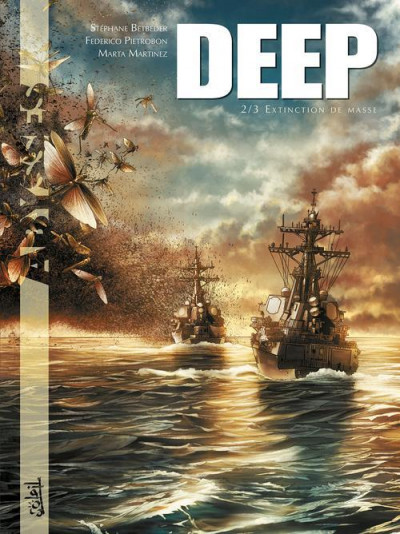 Couverture Deep tome 2