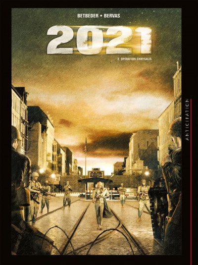 image de 2021 tome 2 - le secret le mieux gardé des Etats-Unis d'Amérique