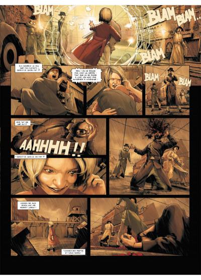 Page 3 2021 tome 2 - le secret le mieux gardé des Etats-Unis d'Amérique