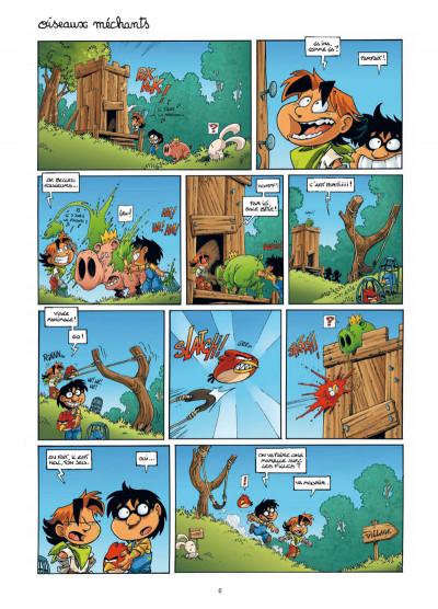 Page 4 gnomes de Troy tome 4 - trop meugnon