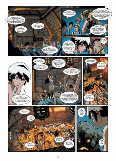 Page 3 Elyne tome 2 - quartier lutin