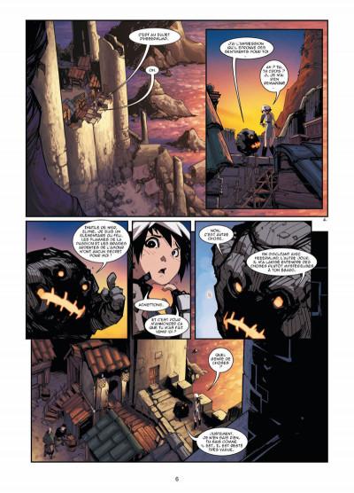 Page 4 Elyne tome 2 - quartier lutin