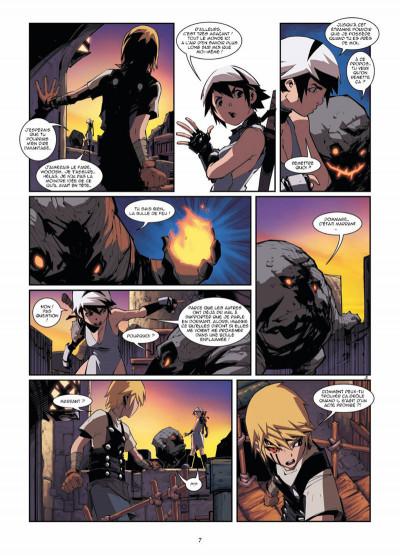 Page 5 Elyne tome 2 - quartier lutin