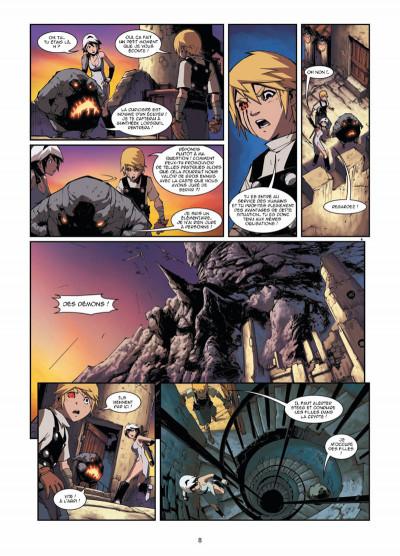 Page 6 Elyne tome 2 - quartier lutin