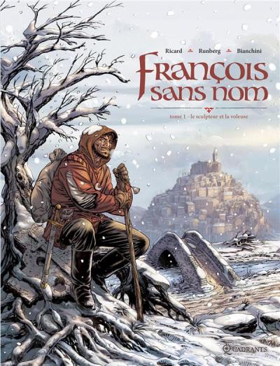 image de François sans nom tome 1 - le sculpteur et la voleuse