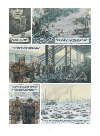 Page 1 malgré nous tome 4 - Alsace