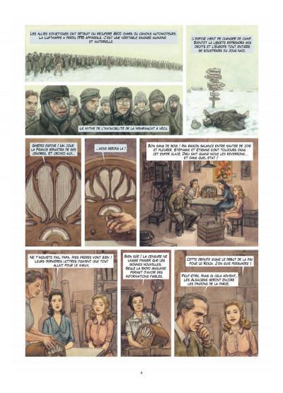 Page 2 malgré nous tome 4 - Alsace