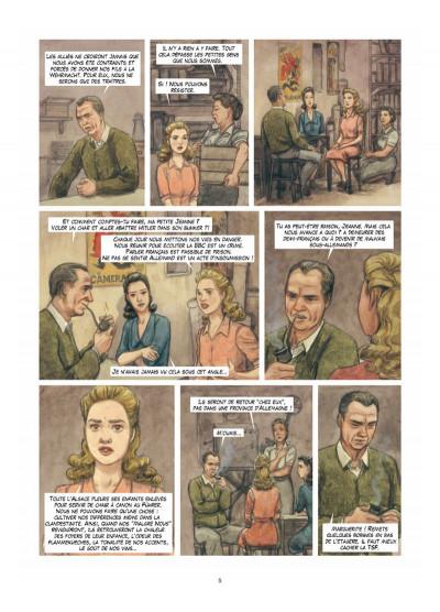 Page 3 malgré nous tome 4 - Alsace