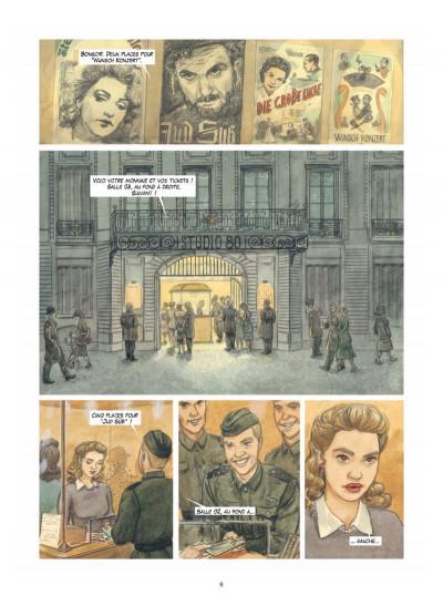Page 4 malgré nous tome 4 - Alsace