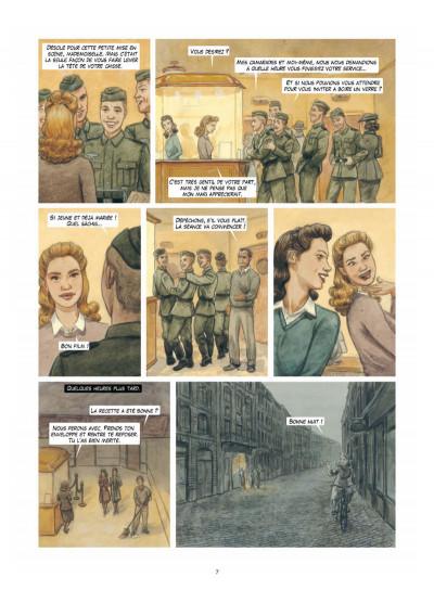 Page 5 malgré nous tome 4 - Alsace