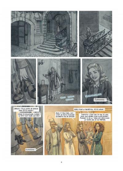 Page 6 malgré nous tome 4 - Alsace