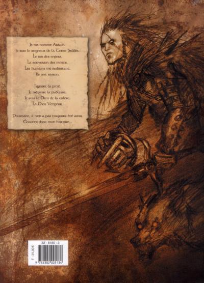 Dos Arawn - intégrale tome 1 - tome 1 à tome 3