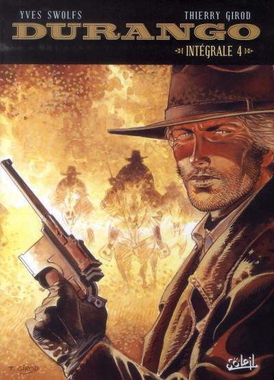 Couverture Durango - intégrale tome 4 - tome 13 à tome 16