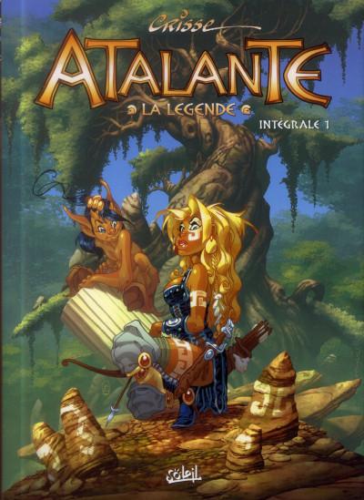 image de Atalante - intégrale tome 1 à tome 5