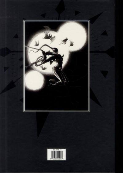 Dos Cixi de Troy - intégrale noir et blanc