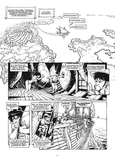 Page 1 Cixi de Troy - intégrale noir et blanc