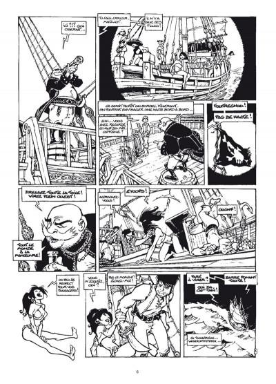 Page 2 Cixi de Troy - intégrale noir et blanc