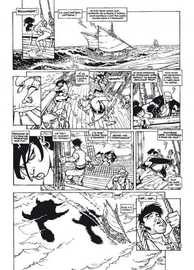 Page 3 Cixi de Troy - intégrale noir et blanc