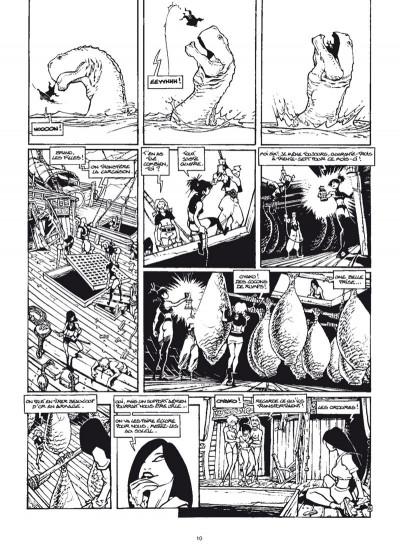 Page 6 Cixi de Troy - intégrale noir et blanc