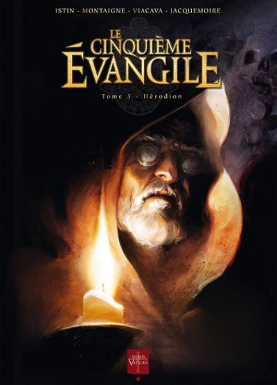 Couverture Le cinquième évangile tome 3