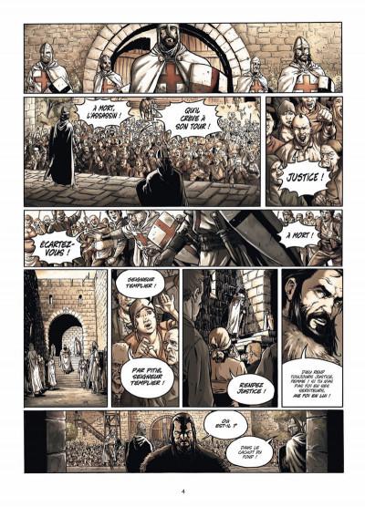 Page 2 Le cinquième évangile tome 3