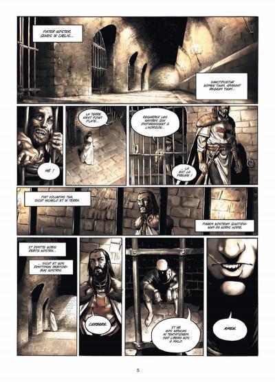 Page 3 Le cinquième évangile tome 3