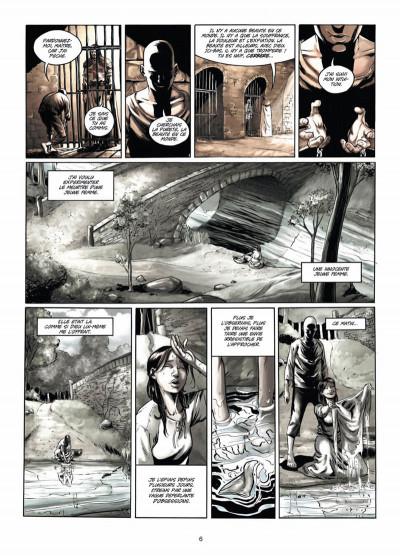 Page 4 Le cinquième évangile tome 3