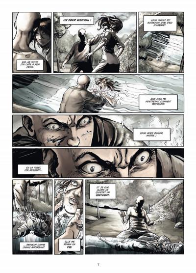 Page 5 Le cinquième évangile tome 3
