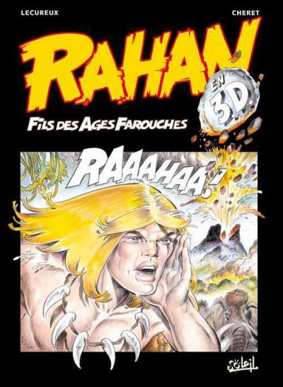 image de Rahan ; best of en 3D ; l'enfance et la mort de Rahan, et autres histoires