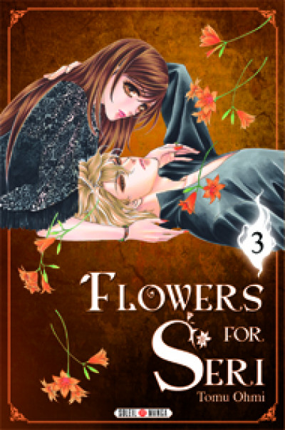 image de Flowers for seri tome 3