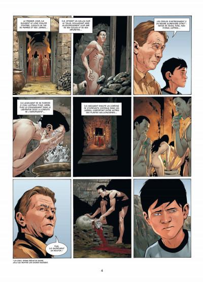 Page 2 Prométhée T.8 - Necromanteion
