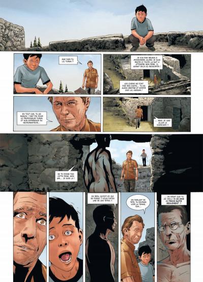 Page 4 Prométhée T.8 - Necromanteion