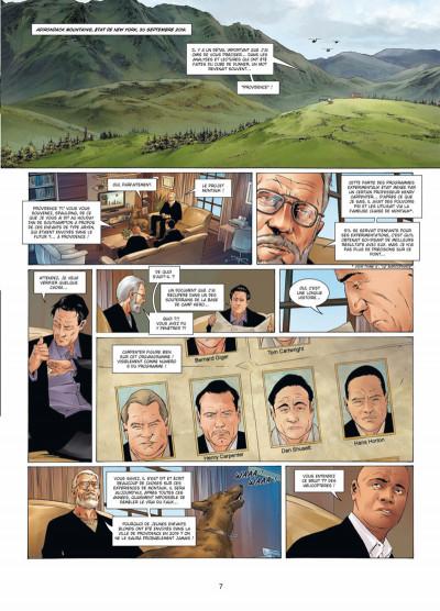 Page 5 Prométhée T.8 - Necromanteion