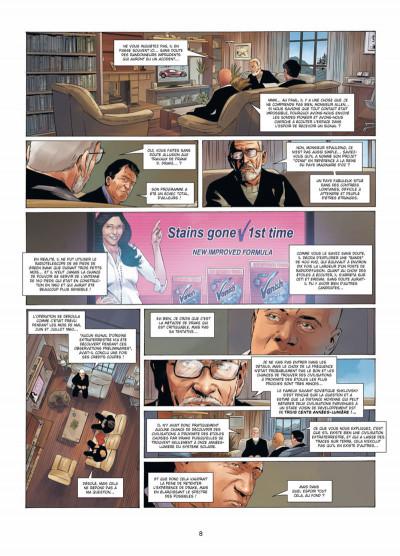 Page 6 Prométhée T.8 - Necromanteion