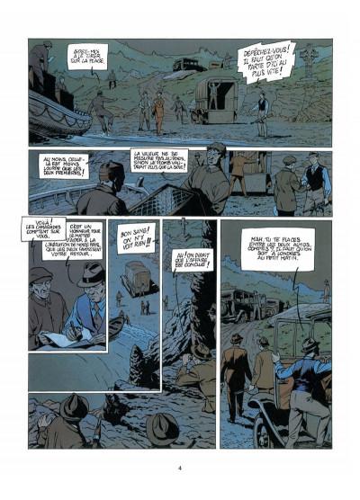 Page 2 Harry Dickson, le Sherlock Holmes américain T.6 - terreur jaune