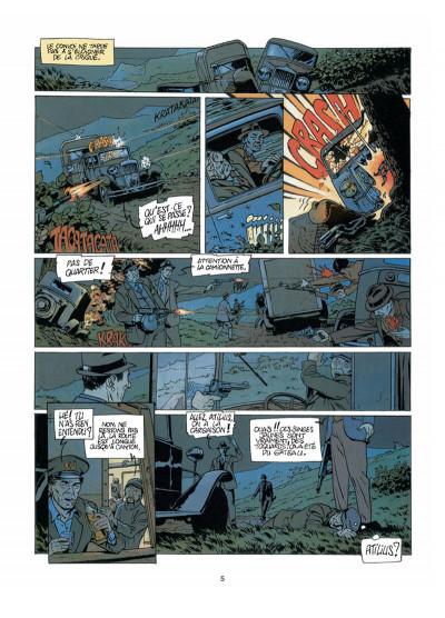 Page 3 Harry Dickson, le Sherlock Holmes américain T.6 - terreur jaune