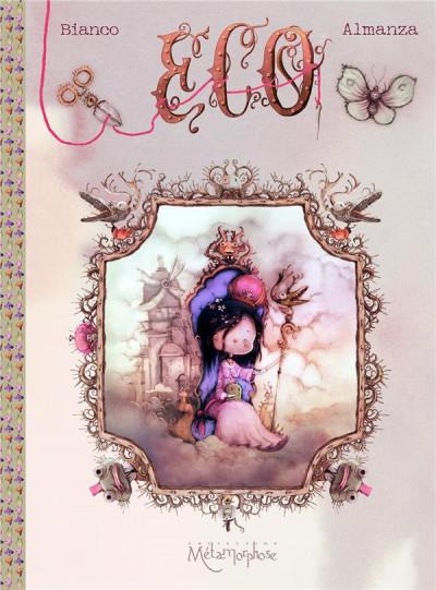 Couverture Eco tome 3 - la princesse des nuages