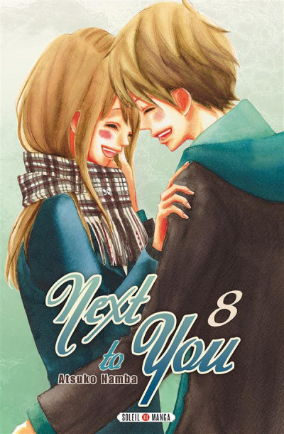 Couverture next to you tome 8