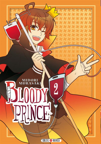 image de bloody prince tome 2