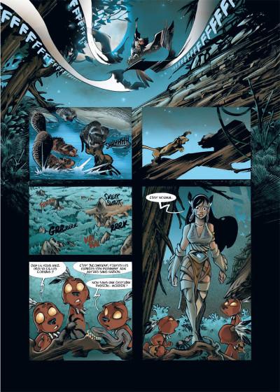 Page 1 Luuna T.8 - l'attrapeur de rêves