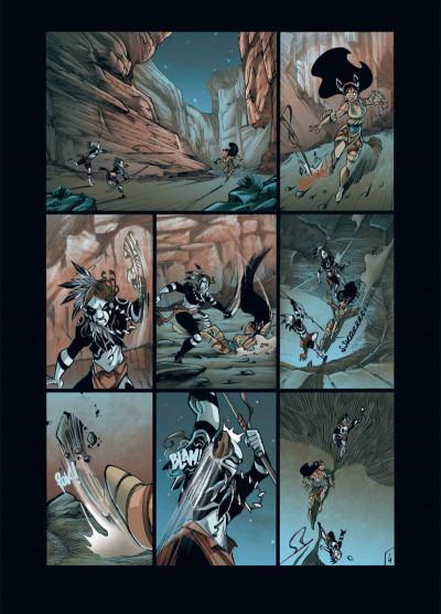 Page 4 Luuna T.8 - l'attrapeur de rêves