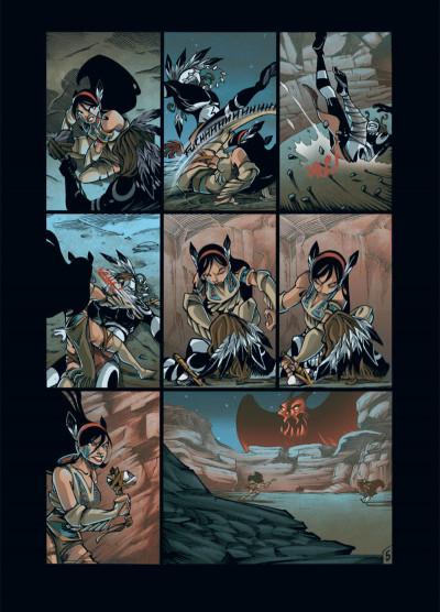 Page 5 Luuna T.8 - l'attrapeur de rêves