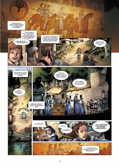 Page 1 la geste des chevaliers dragons tome 16 - la déesse