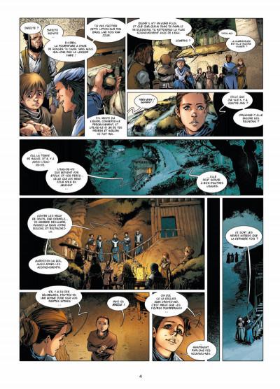 Page 2 la geste des chevaliers dragons T.16 - la déesse